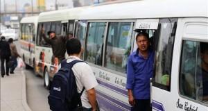 La reforma del transporte en Lima inicia con colas, quejas y algunos incidentes