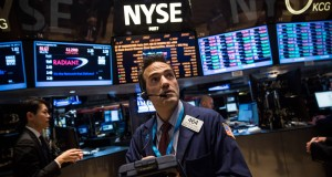 Dow Passes 16,000 During Intraday Trading