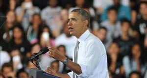 El Gobierno de EE.UU. presentará un recurso de emergencia para aplicar el plan migratorio En la imagen, el presidente de Estados Unidos, Barack Obama. EFE/Archivo