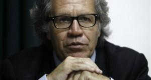 El secretario general electo de la Organización de los Estados Americanos (OEA), el uruguayo Luis Almagro