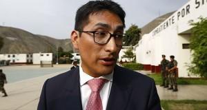 Belaunde Lossio miente al decir que fue secuestrado, dice el procurador peruano    anticorrupción, Joel Segura.