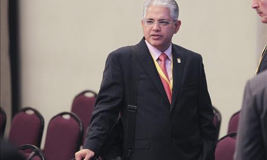 El alcalde de la capital panameña asiste en Nueva York a un foro de inclusión en América Latina En la imagen, el alcalde de Ciudad de Panamá, José Blandón.