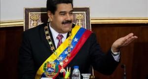 Gobierno de Obama avanza en el proceso de sanciones a Venezuela El presidente de Venezuela, Nicolás Maduro