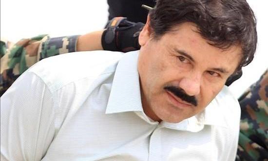 """Se fuga por segunda vez el narcotraficante Joaquín """"El Chapo"""" Guzmán El narcotraficante Joaquín """"El Chapo"""" Guzmán."""