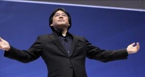 Fallece Satoru Iwata, presidente de Nintendo El presidente de Nintendo, Satoru Iwata.