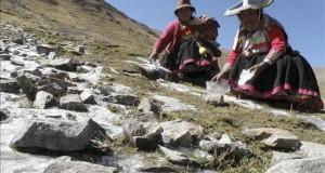 Temporada de heladas deja 6 muertos y más de 150.000 afectados en sur de Perú De acuerdo con el reporte de Indeci, las regiones más afectadas por la temporada de frío son Arequipa, Huancavelica, Cuzco, Junín, Pasco, Puno y Apurímac. EFE/Archivo