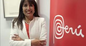 Perú y Brasil trabajarán una agenda renovada para ampliar la relación comercial La ministra de Comercio Exterior y Turismo de Perú, Blanca Magali Silva. EFE/Archivo