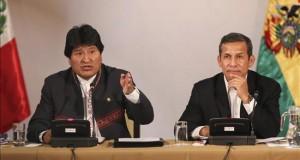 """El Gobierno sospecha de que 2.500 bolivianas son explotadas sexualmente en Perú En junio pasado, los presidentes de Perú, Ollanta Humala, y de Bolivia, Evo Morales, firmaron en Puno diversos acuerdos, incluido uno que planteó acciones conjuntas """"en contra de la trata y tráfico de personas y explotación sexual infantil""""."""