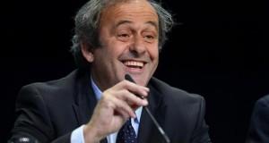 """Platini anunciará esta semana su candidatura a la FIFA, según """"L'Équipe"""" El presidente de la UEFA, el francés Michel Platini."""