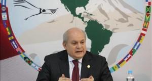 El Gobierno y el Congreso de Perú pactan diálogo en el último año de mandato de Humala El primer ministro de Perú, Pedro Cateriano.