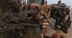 Rescatar a los cautivos de Sendero es un paso para terminar el terrorismo, según ministro Los liberados, en su mayoría de la etnia indígena asháninka, se encuentran actualmente albergados en la base policial de Mazamari, centro de operaciones de las Fuerzas Armadas para combatir al remanente de Sendero Luminoso, que todavía opera en el Valle de los Ríos Apurímac, Ene y Mantaro (VRAEM)