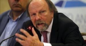 Lerner pide al Gobierno peruano no cometer errores del pasado en el caso de Sendero Luminoso El expresidente de la Comisión de la Verdad y Reconciliación de Perú Salomón Lerner.