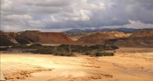 Faltan normas para enfrentar minería ilegal de oro en Suramérica dice estudio Fotografía cedida por la Sociedad Peruana de Derecho Ambiental (SPDA), que muestra una zona devastada por la minería a cielo abierto en el departamento amazónico de Madre de Dios (Perú)