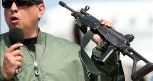 Sendero Luminoso aún cuenta con unos 60 combatientes en la selva de Perú El viceministro de Defensa de Perú, Iván Vega.