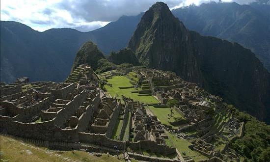 Perú recibe más de 1,67 millones de turistas, la mayoría de la Alianza del Pacífico Panorámica de la ciudadela incaica de Machu Picchu.