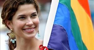 Miss Universo 2002 rechaza ser jurado en Miss USA por las declaraciones de Trump En la imagen, Justine Pasek, Miss Universo 2002.