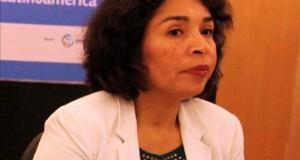 Indígenas del mayor lote petrolero de Perú recibirán 0,75 por ciento de sus beneficios La viceministra peruana de Interculturalidad, Patricia Balbuena.