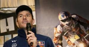 """Marc Coma afirma que """"No hay recorrido para el Dakar 2016 tras el retiro de Perú"""" El director deportivo del rally Dakar, Marc Coma."""