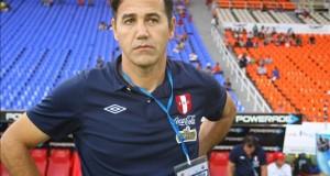 El argentino Ahmed gestionará las selecciones menores de Perú a partir de enero El entrenador argentino Daniel Ahmed, técnico del vigente campeón peruano Sporting Cristal.
