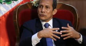 Empresario vinculado a escándalo dice que Ollanta Humala intentó amedrentarlo El presidente peruano, Ollanta Humala.