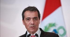Ministro peruano expone argumentos contra reclasificación de la Bolsa de Lima En la imagen, el ministro de Economía y Finanzas de Perú, Alonso Segura.