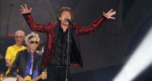 The Rolling Stones anuncian una gira por Latinoamérica en el primer trimestre de 2016 El cantante de Rolling Stones, Mick Jagger, durante el concierto
