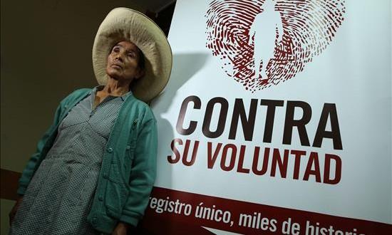 Perú oficializa el registro de las víctimas de esterilizaciones forzadas Esperanza Huamaya, víctima de las esterilizaciones forzadas en la localidad de Huancabamba, norte del Perú.