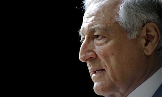 Chile reitera su rechazo por la creación de distrito peruano en zona en disputa El ministro de Relaciones Exteriores de Chile, Heraldo Muñoz.
