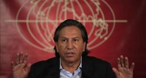 Toledo declara en el Congreso por las reuniones con el cabecilla de una trama de corrupción El expresidente peruano Alejandro Toledo.