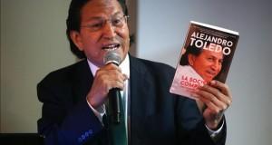 Alejandro Toledo es elegido candidato presidencial del partido Perú Posible Fotografía tomada el pasado 24 de noviembre en la que se registró al expresidente peruano Alejandro Toledo, quien fue elegido este sábado como candidato a las elecciones presidenciales peruanas del próximo año por el partido Perú Posible.