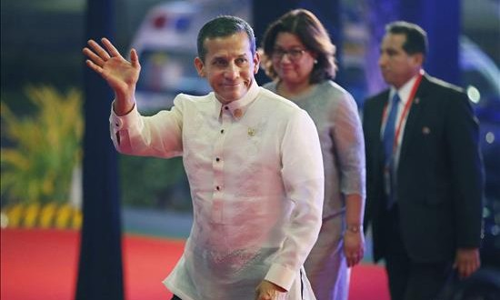 El presidente de Perú estima que la exoneración de visa Schengen regirá desde febrero El presidente peruano, Ollanta Humala.