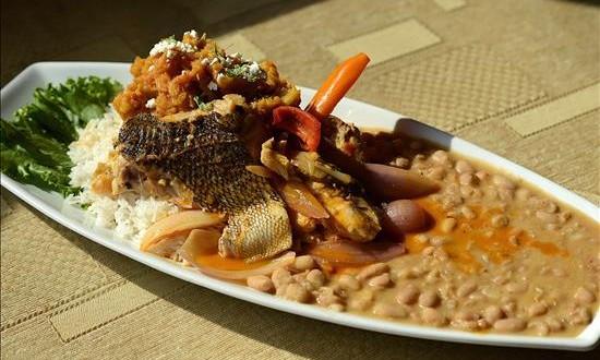 Perú presenta lo mejor de su gastronomía en un festival inédito en Rabat Fotografía de potaje típico del norte peruano.