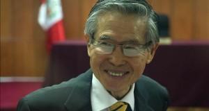 """Fujimori pide derecho a réplica a Humala por llamarlo """"ladrón de marca mayor"""" El expresidente peruano Alberto Fujimori."""