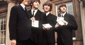 La música de The Beatles, disponible en streaming a nivel mundial esta noche Foto de archivo de octubre de 1965 del grupo británico The Beatles.