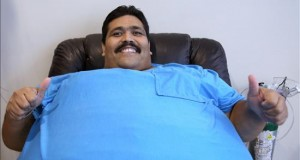 Muere en México el hombre más obeso del mundo El mexicano Andrés Moreno, considerado el hombre más obeso del mundo