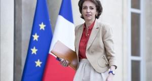 Una persona con muerte cerebral y 5 graves por un ensayo clínico en Francia La ministra francesa de Sanidad, Marisol Touraine.