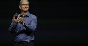 Apple declara la guerra al Gobierno de EE.UU. con su negativa a desbloquear iPhone El director ejecutivo de Apple, Tim Cook.