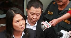 Oficina electoral abre proceso sancionador contra partido de Fujimori en Perú Imagen de la candidata presidencial Keiko Fujimori. EFE/Archivo
