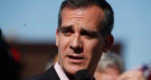 El alcalde de Los Ángeles descarta su candidatura a la Casa Blanca
