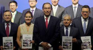 El Gobierno de Perú presentó este jueves su Política Nacional de Competitividad y Productividad, que plantea incrementar y consolidar un crecimiento económico que le permita convertirse en un país desarrollado en un plazo de 20 a 30 años.