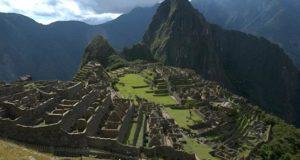 Fotografía de archivo del 01 de agosto de 2004 de una panorámica de la ciudadela incaica de Machu Picchu. EFE/Archivo