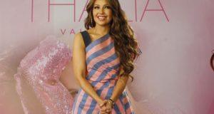 Thalía, cantante mexicana. EFE/Archivo