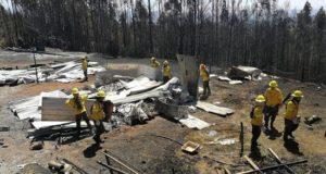 Según cifras oficiales, hasta este lunes se han registrado 4.126 incendios forestales que han calcinado 41.362 hectáreas, una cifra inferior a las 150.000 de promedio en los cinco últimos años. EFE/Archivo