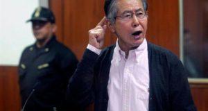 En la imagen, el expresidente Alberto Fujimori. EFE/Archivo