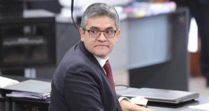 José Domingo Pérez, fiscal peruano. EFE/Archivo