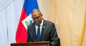 El primer ministro de Haití, Jean Henry Ceant. EFE/Archivo