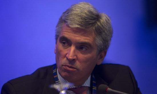 El embajador de Perú en Buenos Aires, Peter Camino Cannok. EFE/Archivo