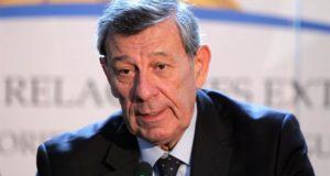 El canciller uruguayo, Rodolfo Nin Novoa. EFE/Archivo