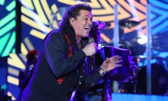 En la imagen, el cantante colombiano Carlos Vives. EFE/Archivo