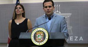 Ricardo Roselló, gobernador de Puerto Rico. EFE/Archivo